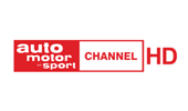 auto motor sport Channel HD Logo