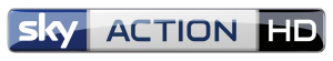 sky action hd Logo